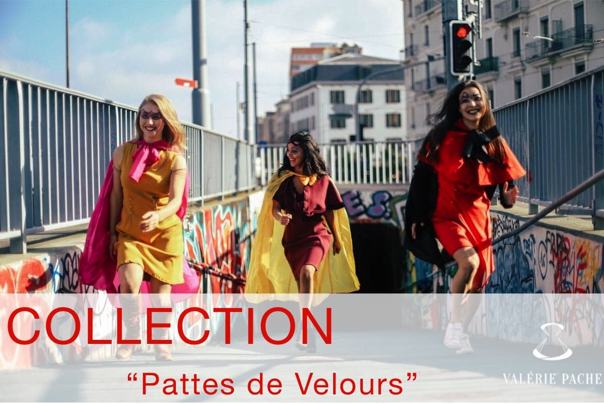 Collection Pattes de Velours